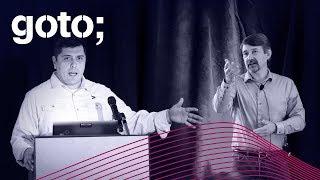 GOTO 2019 • DevSecOps, Containers & Shift-Left, are those just Buzzwords? • J. Szubryt & J. Alvarez