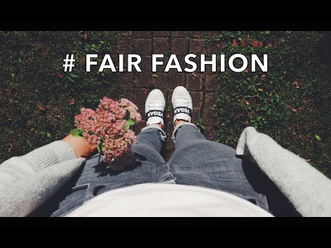 FAIR FASHION in STUTTGART I Travel Vlog