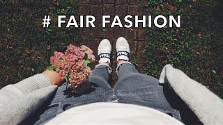 FAIR FASHION in STUTTGART I Travel Vlog