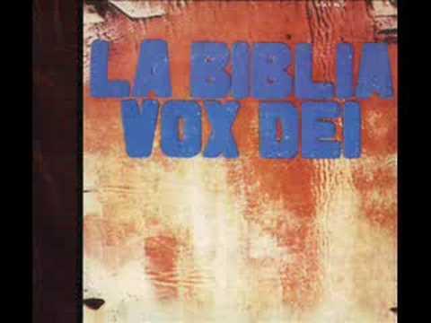 gratis vox dei la biblia 1971