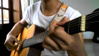 Muốn nói lời yêu em Guitar