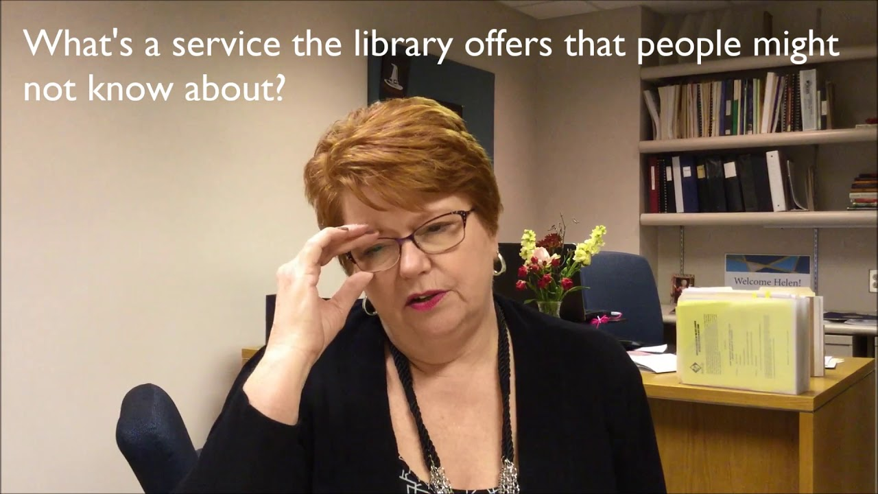 5 questions with Sioux City Public Library Director Helen Rigdon