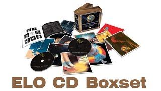 In this video I unbox and review the ELO classic albums collection....