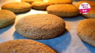 Идеальное Овсяное Печенье за 12 минут! Наконец-то ОНО такое, как в магазине