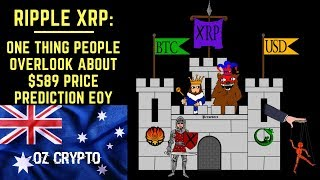 Ripple XRP: ONE Thing People Overlook About $589 Price Prediction EOY
