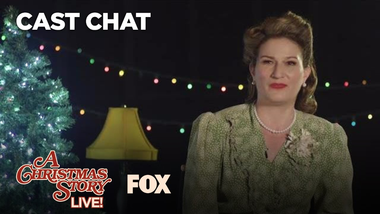 Holiday Family Traditions | A CHRISTMAS STORY LIVE