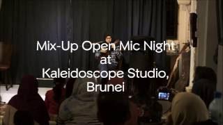 All I Want - Kodaline (Live Cover) Open Mic Night at Kaleidosope Studio, Brunei