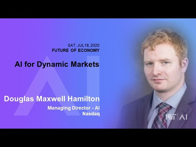 9:30am: AI for Dynamic Markets