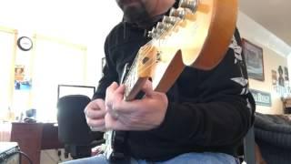 1957 2015 Fender Relic Strat & 1965 Super Reverb Eddie Vegas