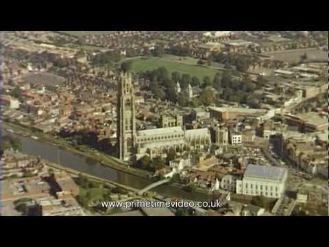 Boston Tourist DVD, Lincolnshire, UK