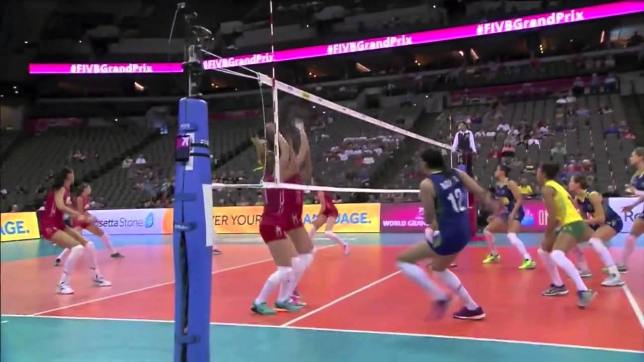 Wing Spiker Volleyball S World