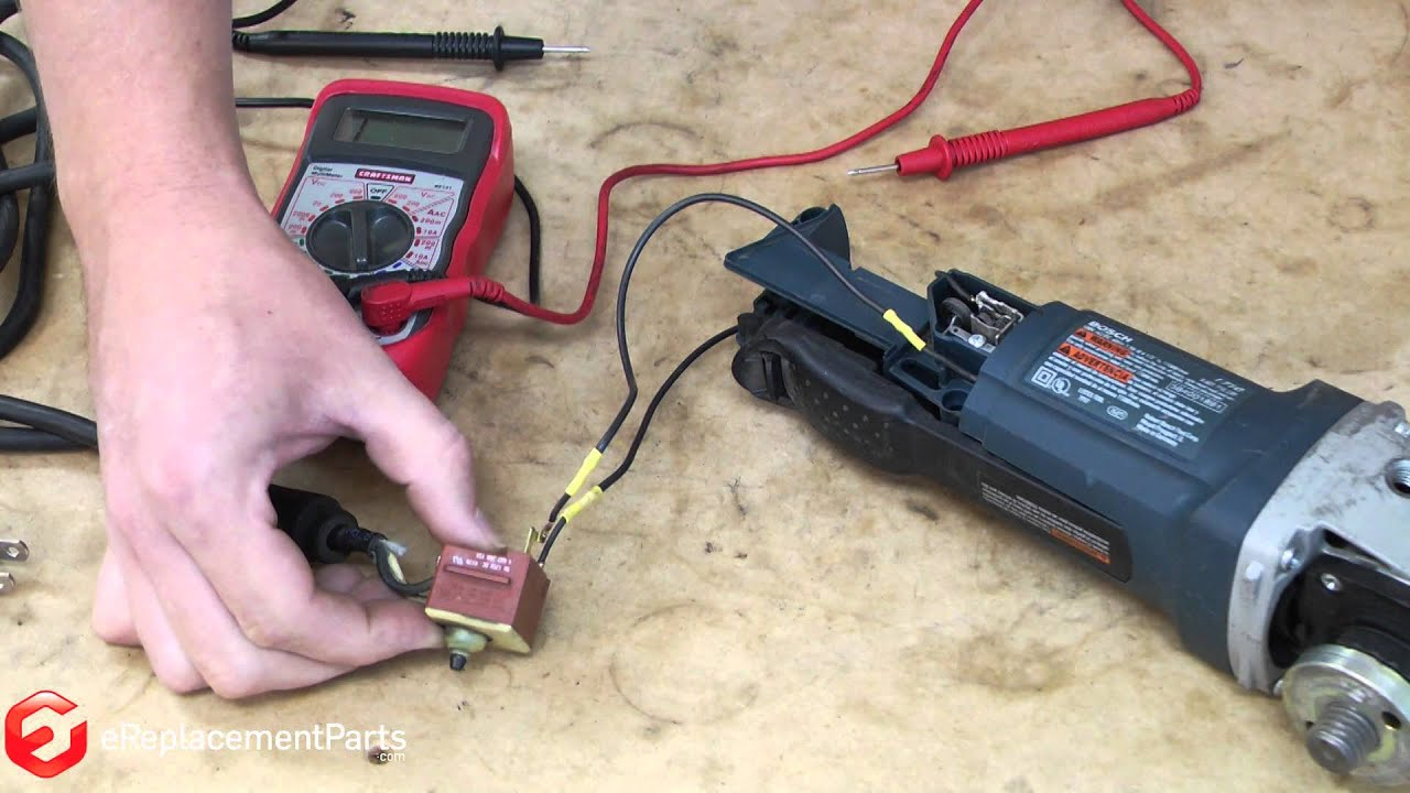 How To Diagnose A Bad Cord Or Power Switch Youtube