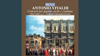 "Bassoon Concerto in B-Flat Major, RV 501, ""La notte"": III. Presto"