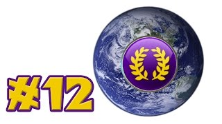 Let's Play: Civilization V - Rome - 22 Civs, Giant Earth Map! - Part 12