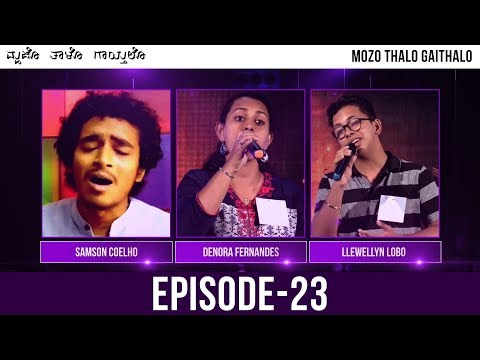 Download Youtube: Mozo Thalo Gaithalo│Episode 23│Daijiworld Television