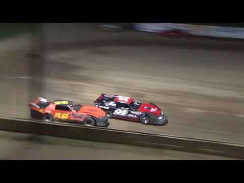 Pro Stock Heat Race #1 at Crystal Motor Speedway, Michigan on 08-26-2017!