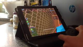 Playing Roblox Jailbreak With Controller on an Ipad