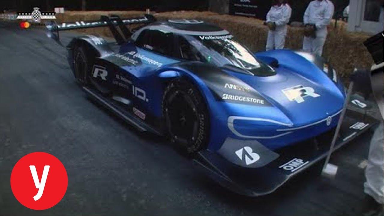 פורמולה 1, לפנייך: מכונית המרוץ החשמלית של פולסווגן שברה שיא