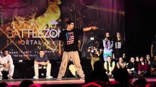 Hip-Hop Pro Battle - Battlezone 2012 (1080p)