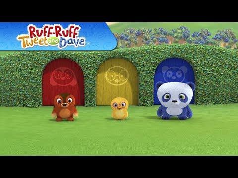 Ruff-Ruff, Tweet and