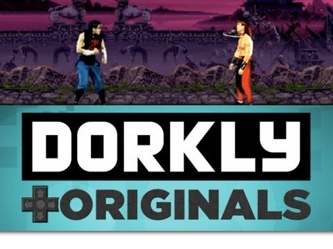 Dorkly Bits - Kung Lao's Hat is Dull