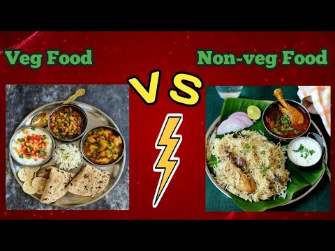 Veg or Non-Veg or Vegan||Which one is good for health?