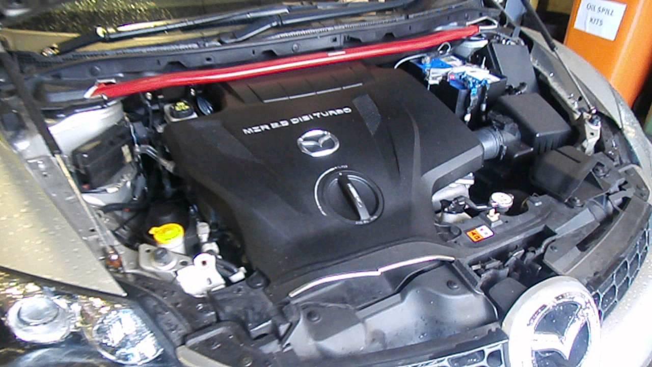 Mazda Cx 7 Engine Parts 2008