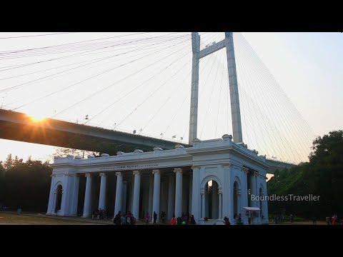 Prinsep Ghat Monument - A majestic structure in Kolkata