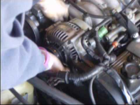 Alternator Replacement DIY YouTube - Acura alternator
