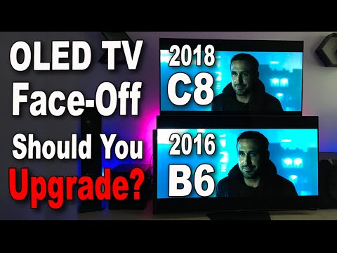 How Much Have 4K OLED TVs Improved??