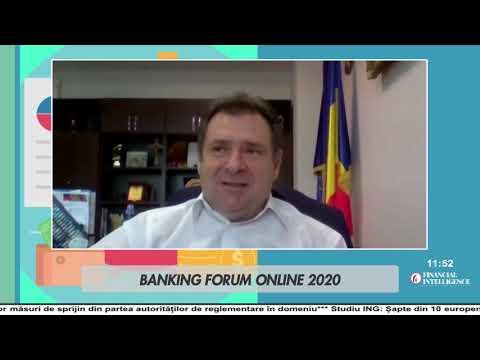 Liviu ROGOJINARU, Ministerul Economiei, la Banking Forum Online by Financial Intelligence