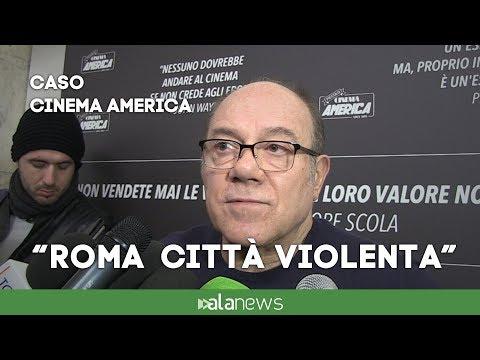"""Cinema America, Verdone: """"Roma è una città buia, non c'è buon senso"""""""