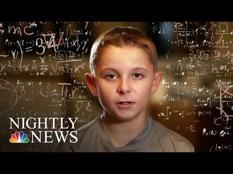 Inside The Mind Of Jaxon Cota An 11-Year-Old Kid Genius | NB