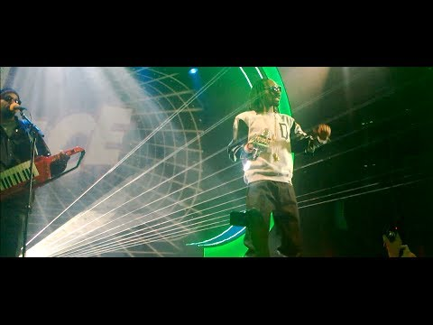 Snoop Lion/ Dogg Ft. Afrojack - Live at Melkweg Amsterdam - MTV EMA AWARDS,