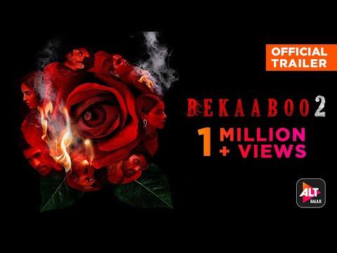 Bekaaboo Season 2 | Official Trailer | Starring Taher Shabbir, Subha Rajput |  ALTBalaji