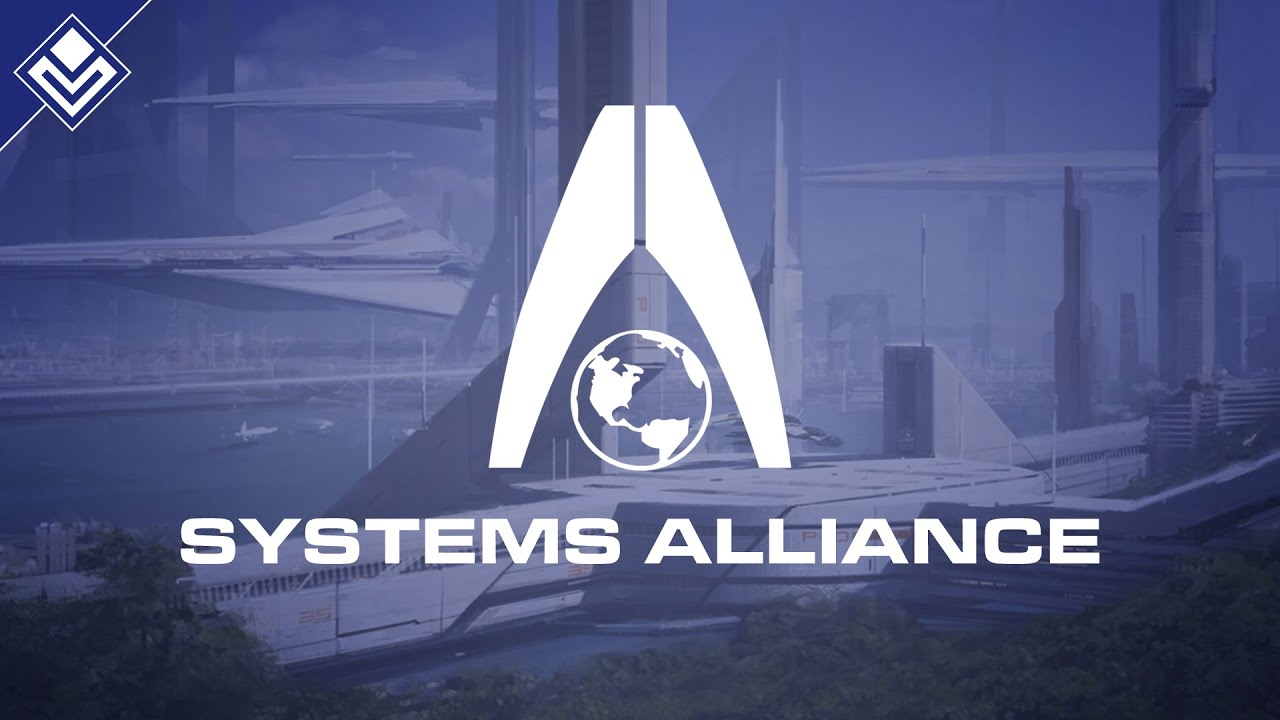 Systems Alliance Mass Effect Youtube