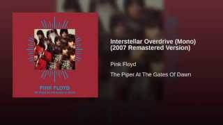 Interstellar Overdrive (Mono) (2007 Remastered Version)