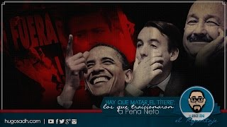 """""""Hay que MATAR al Títere"""": Los que traicionaron a EPN"""