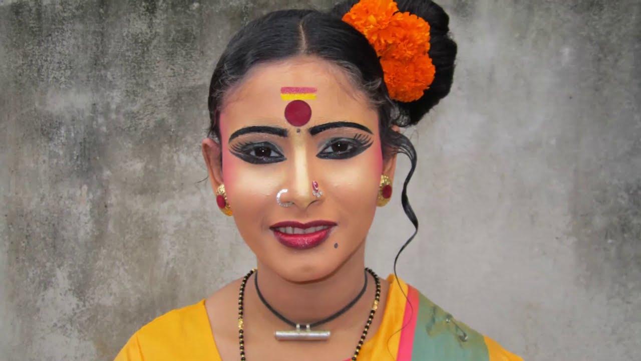 bd1e974c9770 CBSE Kalolsavam Snapshot - Magamkali , Folk Dance Costumes - YouTube