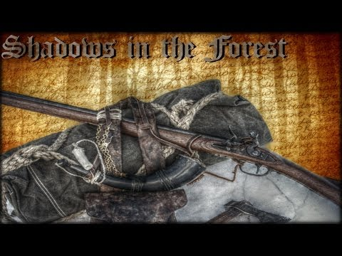 Shadows in the Forest,  18th Century Wear