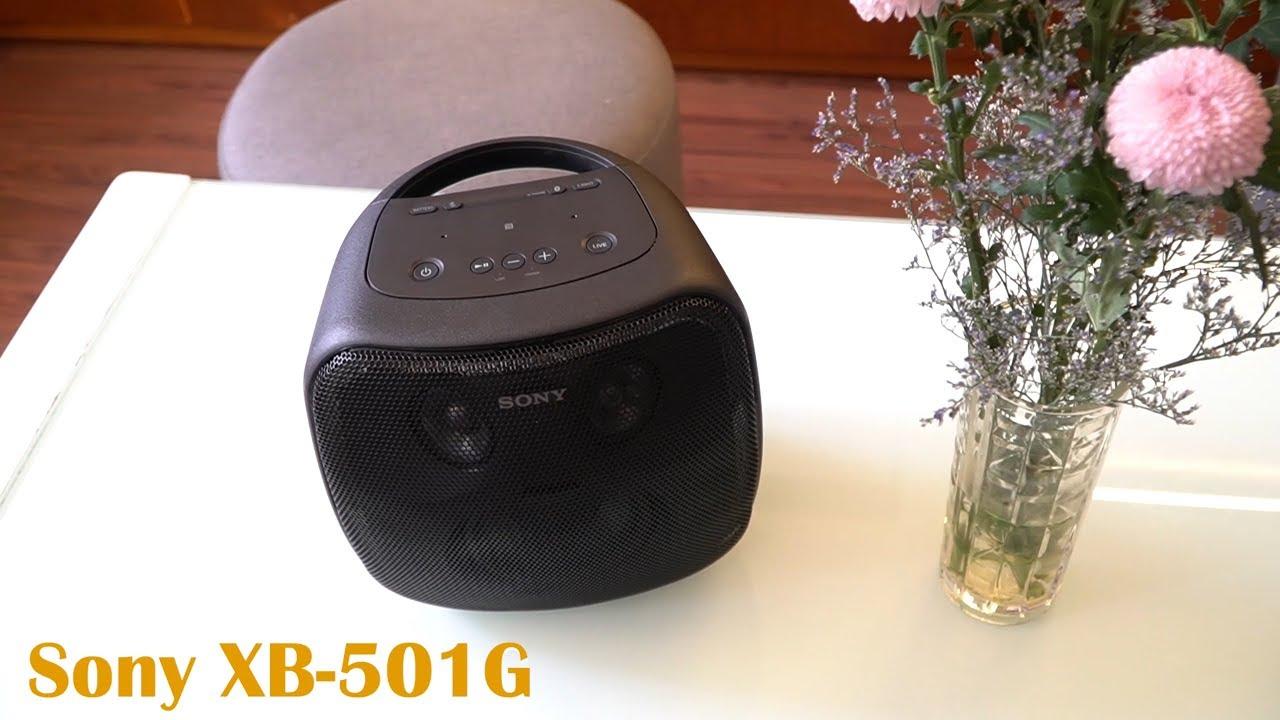 Sony XB 501G SoundTest | Loa Sony ExtraBass chất âm cân bằng, ngon nhất trong tầm giá.