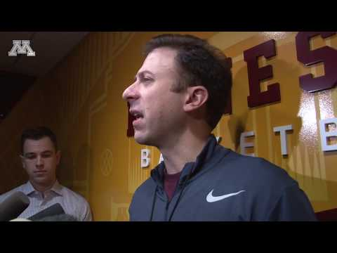 Coach Pitino Previews Arkansas Game