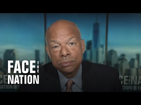 """Jeh Johnson, ex-DHS chief, says Obama administration """"did not separate families"""" as policy"""
