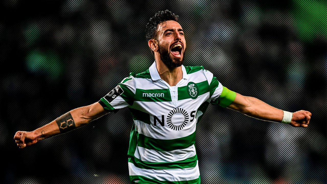 Download This Is Why Bruno Fernandes Is One Of The Best Midfielders In The World