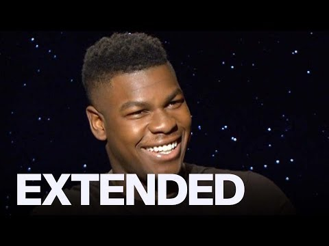 Download Youtube: John Boyega Talks 'Star Wars: The Last Jedi', Carrie Fisher | EXTENDED