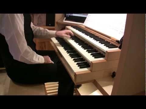 Adam - O Holy Night (Cantique de Noël, organ)
