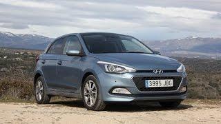 Prueba Hyundai i20 1.4 CRDI 90 - ActualidadMotor