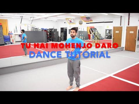 TU HAI | MOHENJO DARO | A.R. RAHMAN,SANAH MOIDUTTY | Hrithik Roshan & Pooja Hegde | Dance Tutorial