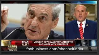 Gohmert Comments on Manafort, Attempted Witness Tampering & Mueller Investigation