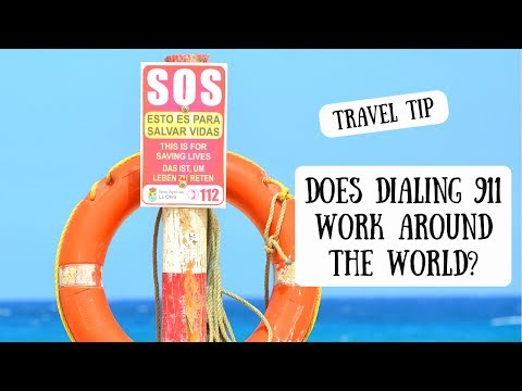 Does Dialing 911 Work Around the World? | How to Contact Emergency Services While Traveling